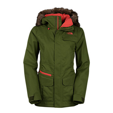The North Face Baker Deluxe Insulated Jacket