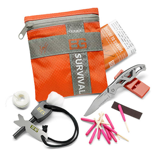 photo: Gerber Bear Grylls Survival Basic Kit survival kit
