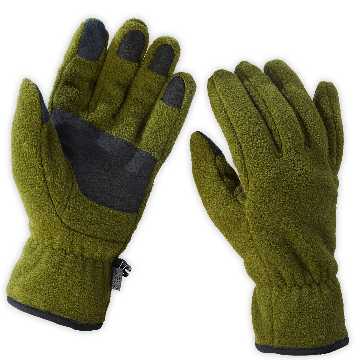 photo: EMS Women's Hyland Fleece Gloves fleece glove/mitten
