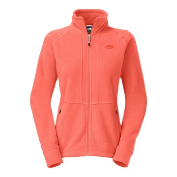 photo: The North Face Women's TKA 200 Full Zip fleece jacket