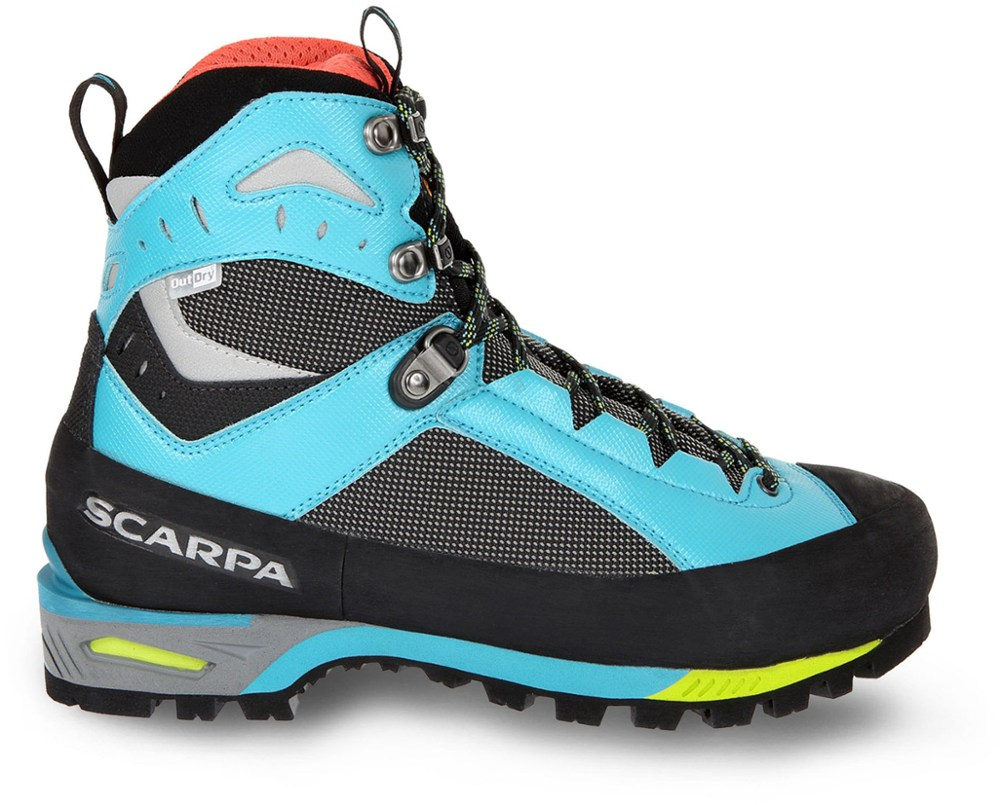 photo: Scarpa Women's Charmoz mountaineering boot