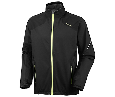 photo: Columbia Flyin' Dry Shell waterproof jacket