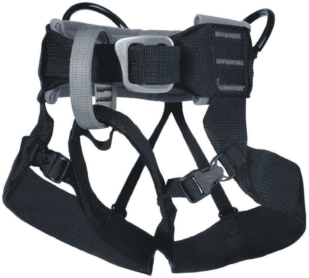 photo: Black Diamond Kids' Alpine Bod sit harness