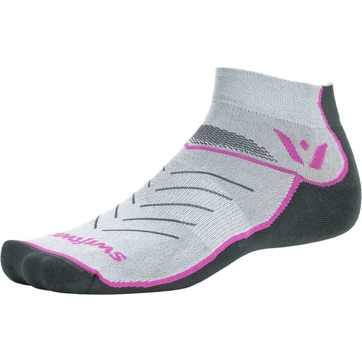 photo: Swiftwick Vibe One Sock running sock