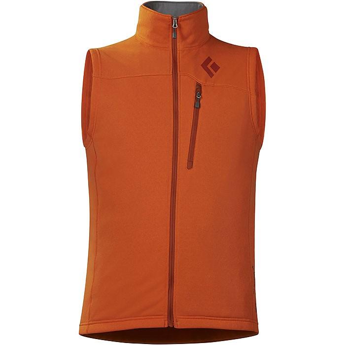 photo: Black Diamond CoEfficient Vest fleece vest