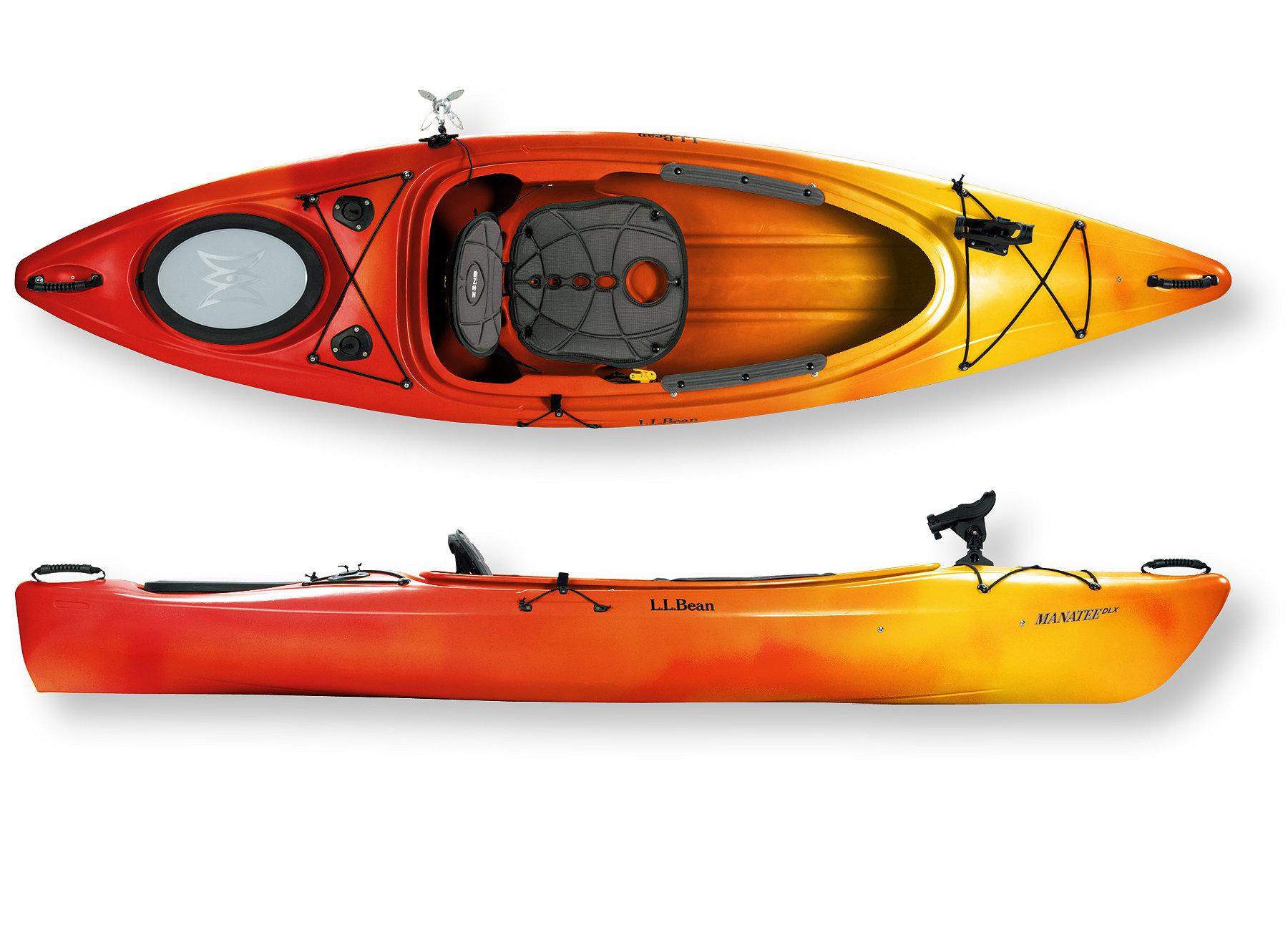 L.L.Bean Manatee 10 Deluxe Angler Kayak