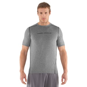 photo: Under Armour HeatGear Touch Fitted Shortsleeve Crew short sleeve performance top