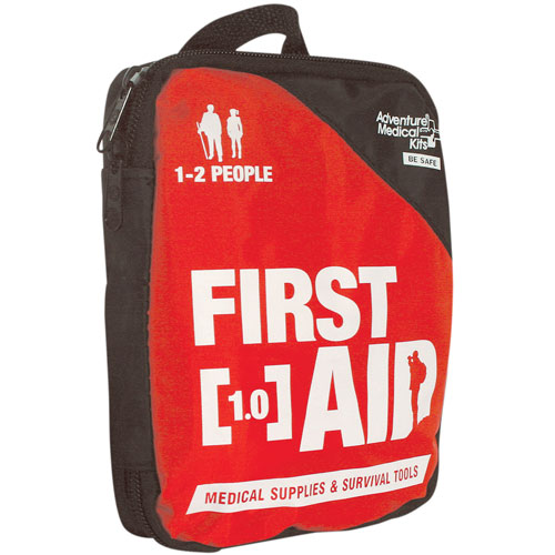 photo: Adventure Medical Kits Adventure First Aid 1.0 first aid kit