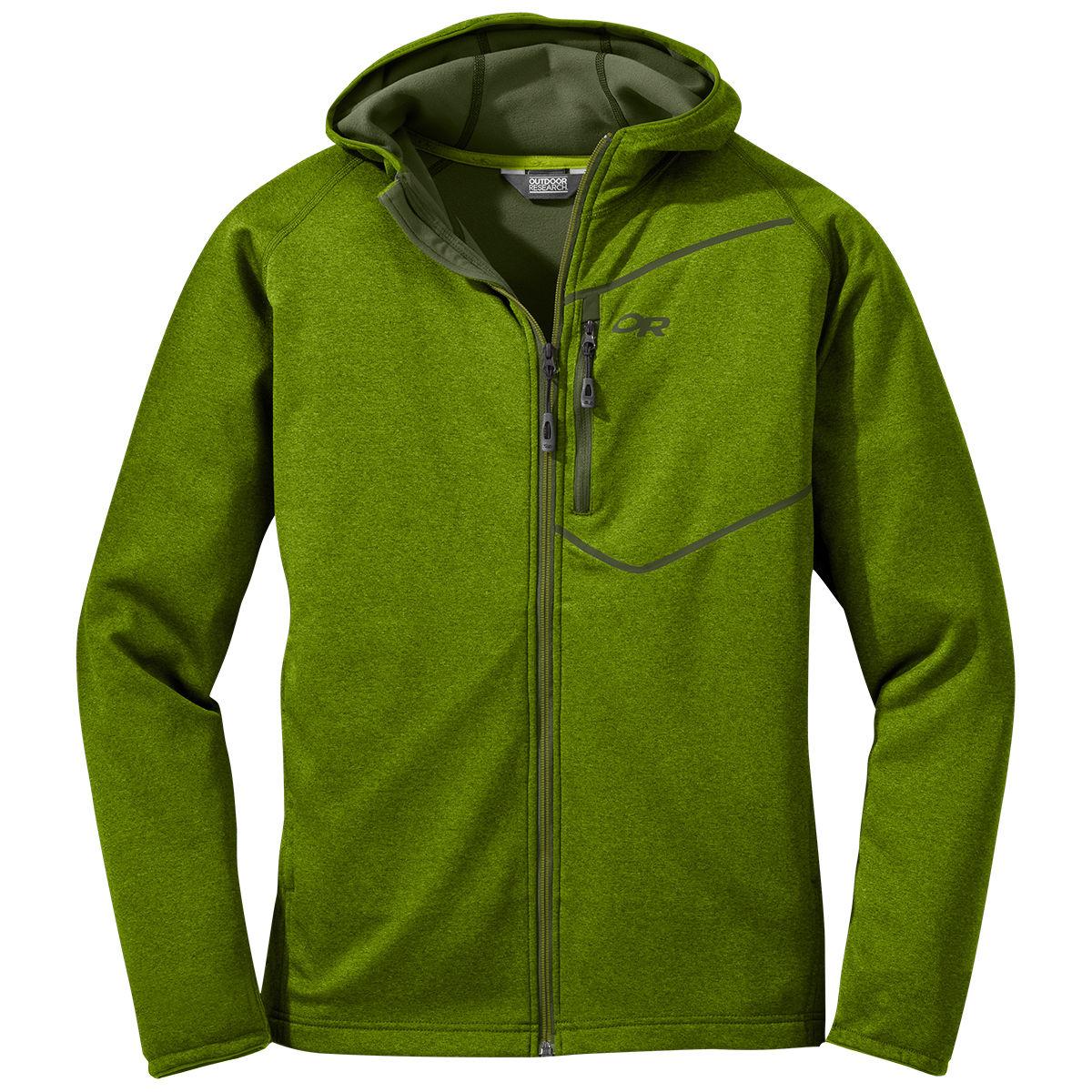 photo: Outdoor Research Starfire Hoody fleece jacket