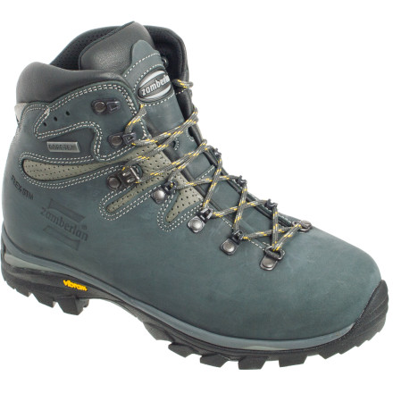photo: Zamberlan Men's Cristallo Gore-Tex backpacking boot