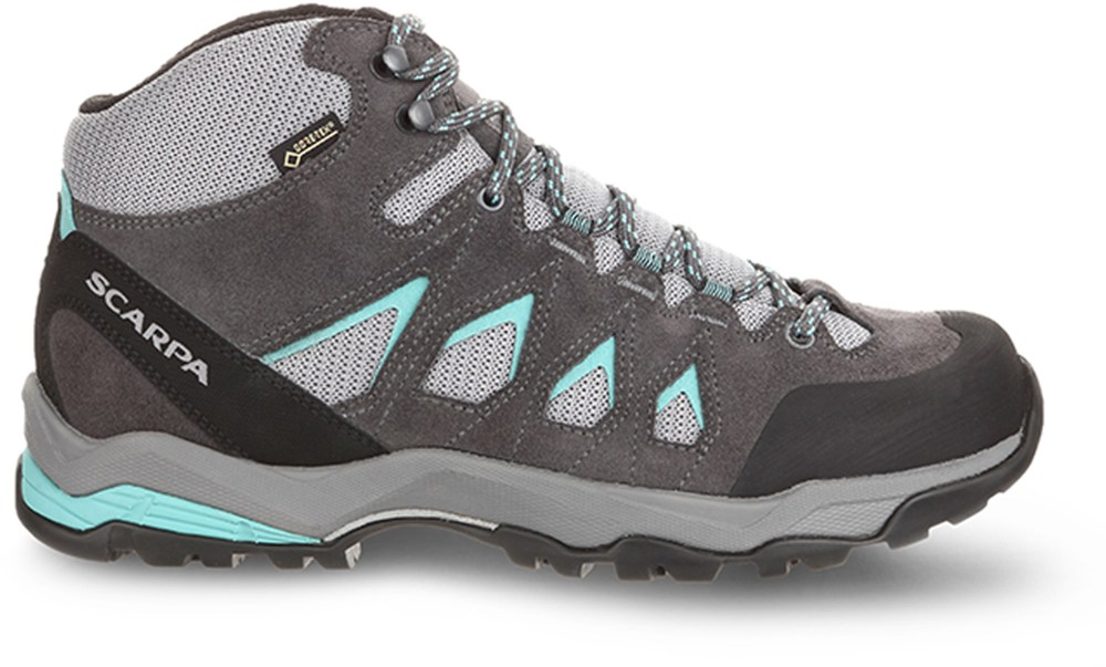 photo: Scarpa Women's Moraine Mid GTX hiking boot