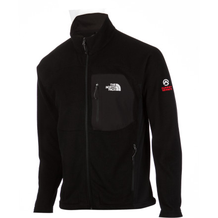 photo: The North Face Quantum Jacket fleece jacket