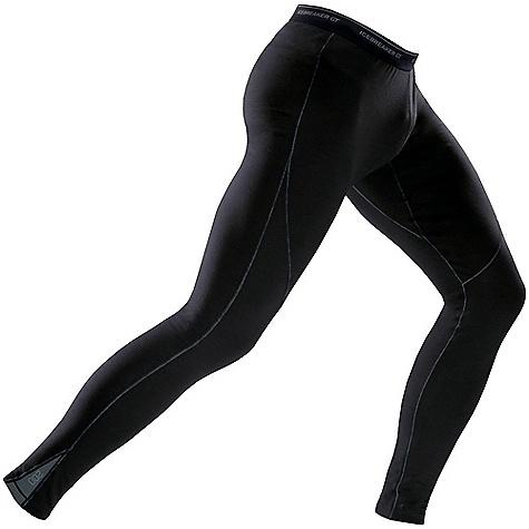 photo: Icebreaker 200 Lightweight Sprint Legging performance pant/tight