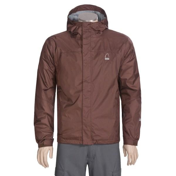 photo: Sierra Designs Hurricane HP Accelerator Jacket waterproof jacket