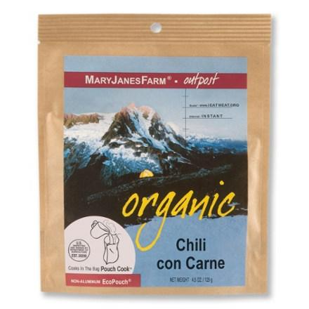 photo: Mary Janes Farm Organic Chili con Carne meat entrée