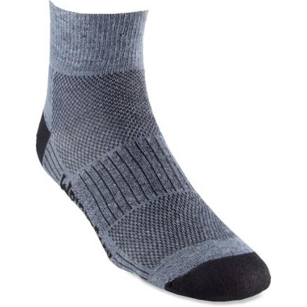 photo of a WrightSock running sock