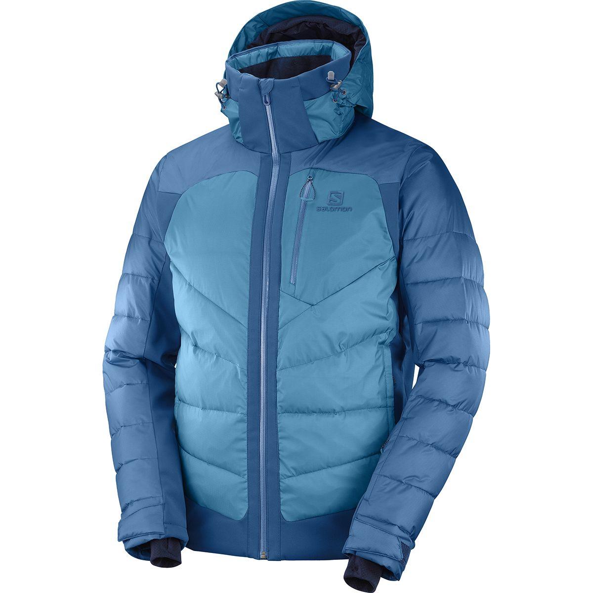photo: Salomon Iceshelf Jacket synthetic insulated jacket