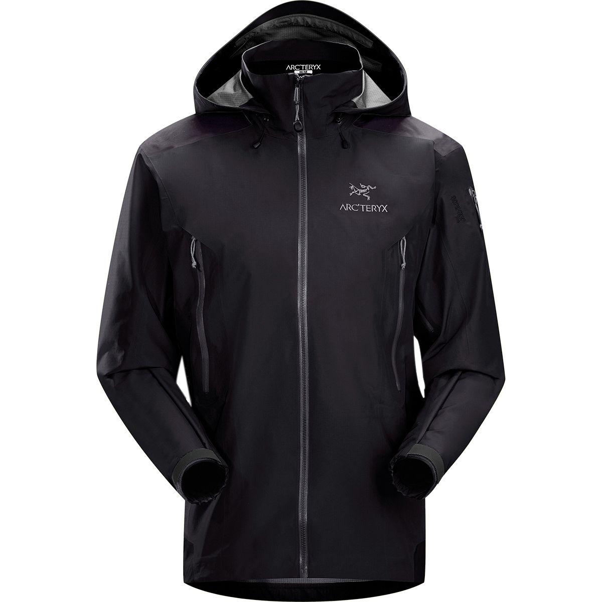 photo: Arc'teryx Theta AR Jacket waterproof jacket