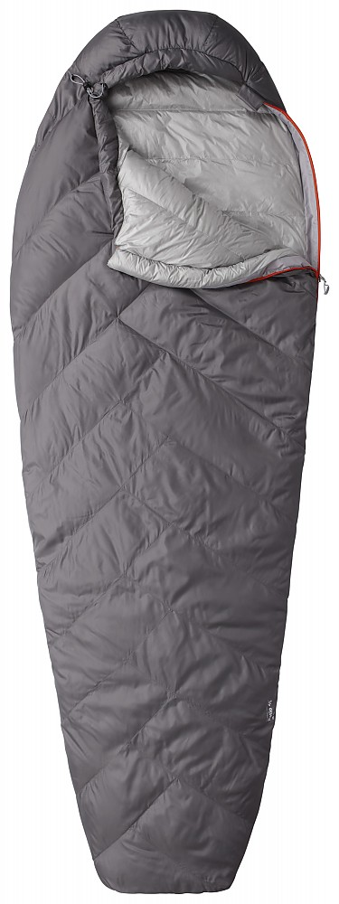 photo: Mountain Hardwear Ratio 45 warm weather down sleeping bag