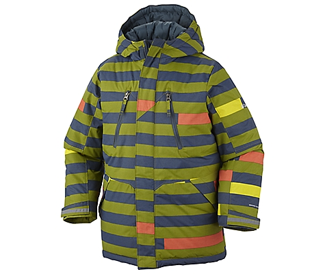 Columbia Ice Slope Long Jacket