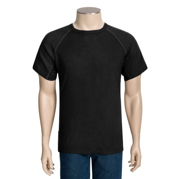 photo: Icebreaker Skin 200 Crew short sleeve performance top