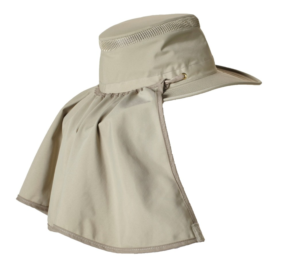 photo: Tilley TCA Sun Protection Cape sun hat