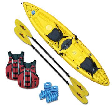 photo: Ocean Kayak Malibu Two XL Angler sit-on-top kayak