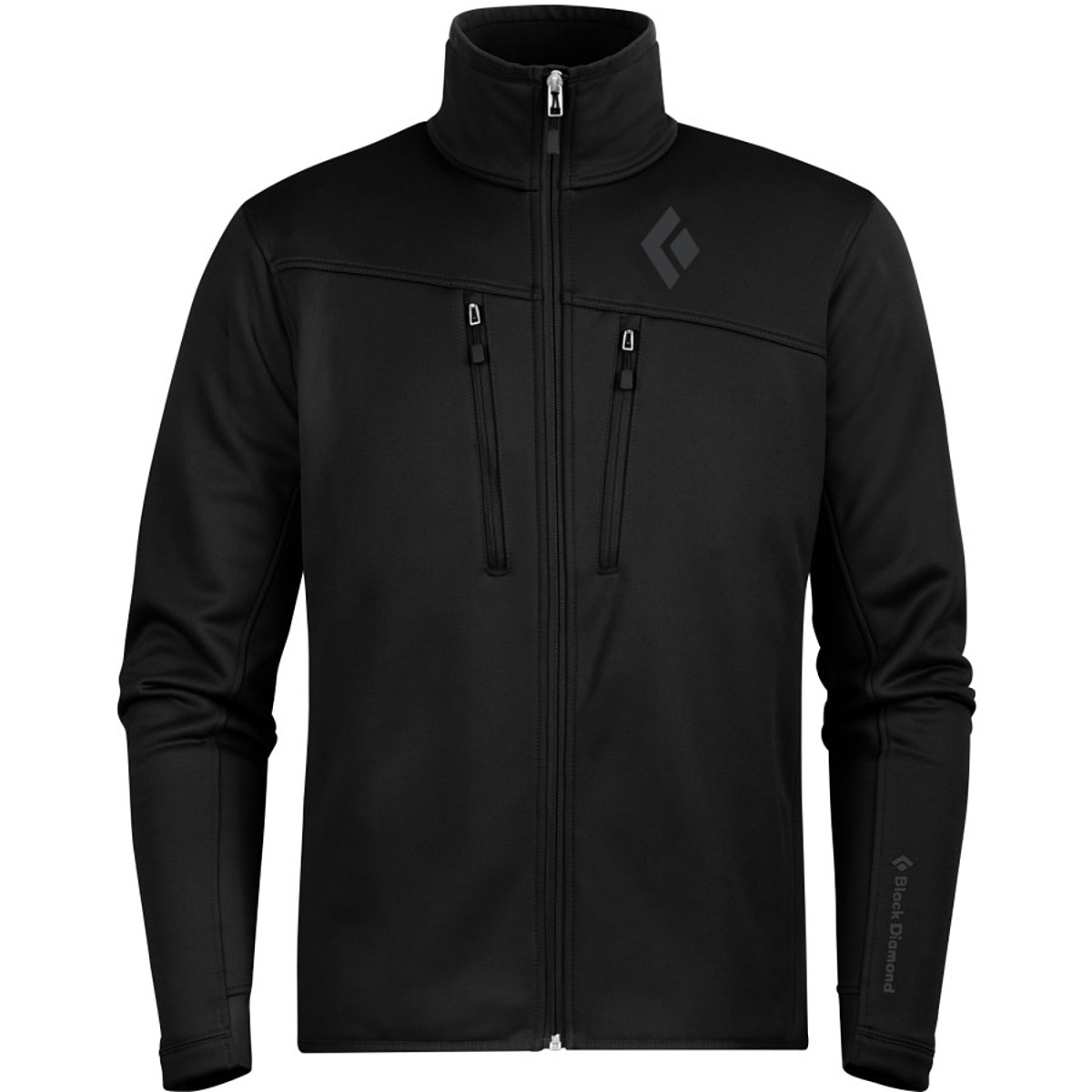 Black Diamond Tangent Jacket