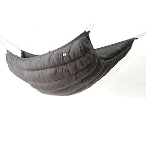photo: HammockGear Incubator 40° under quilt
