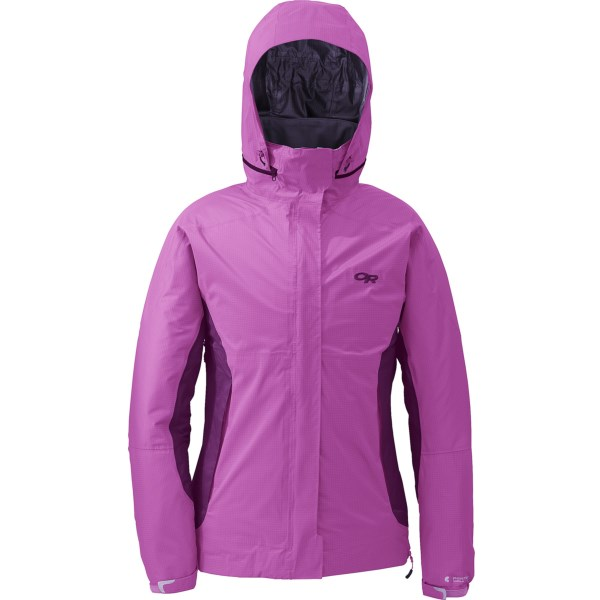 photo: Outdoor Research Reflexa Trio Jacket component (3-in-1) jacket