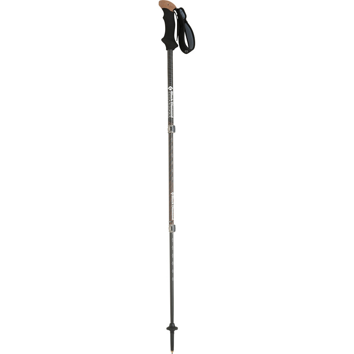 photo: Black Diamond Alpine Carbon Solo rigid trekking pole