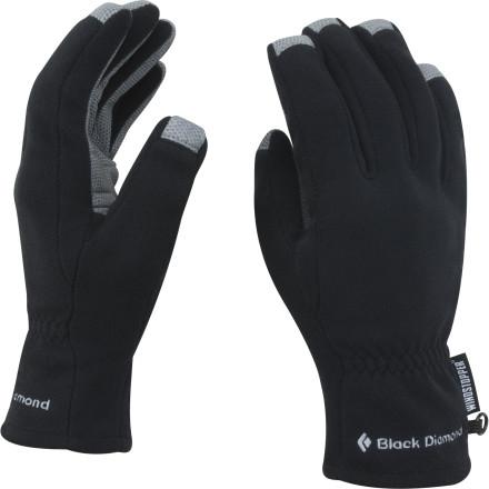 photo: Black Diamond StormWeight Glove Liner glove liner