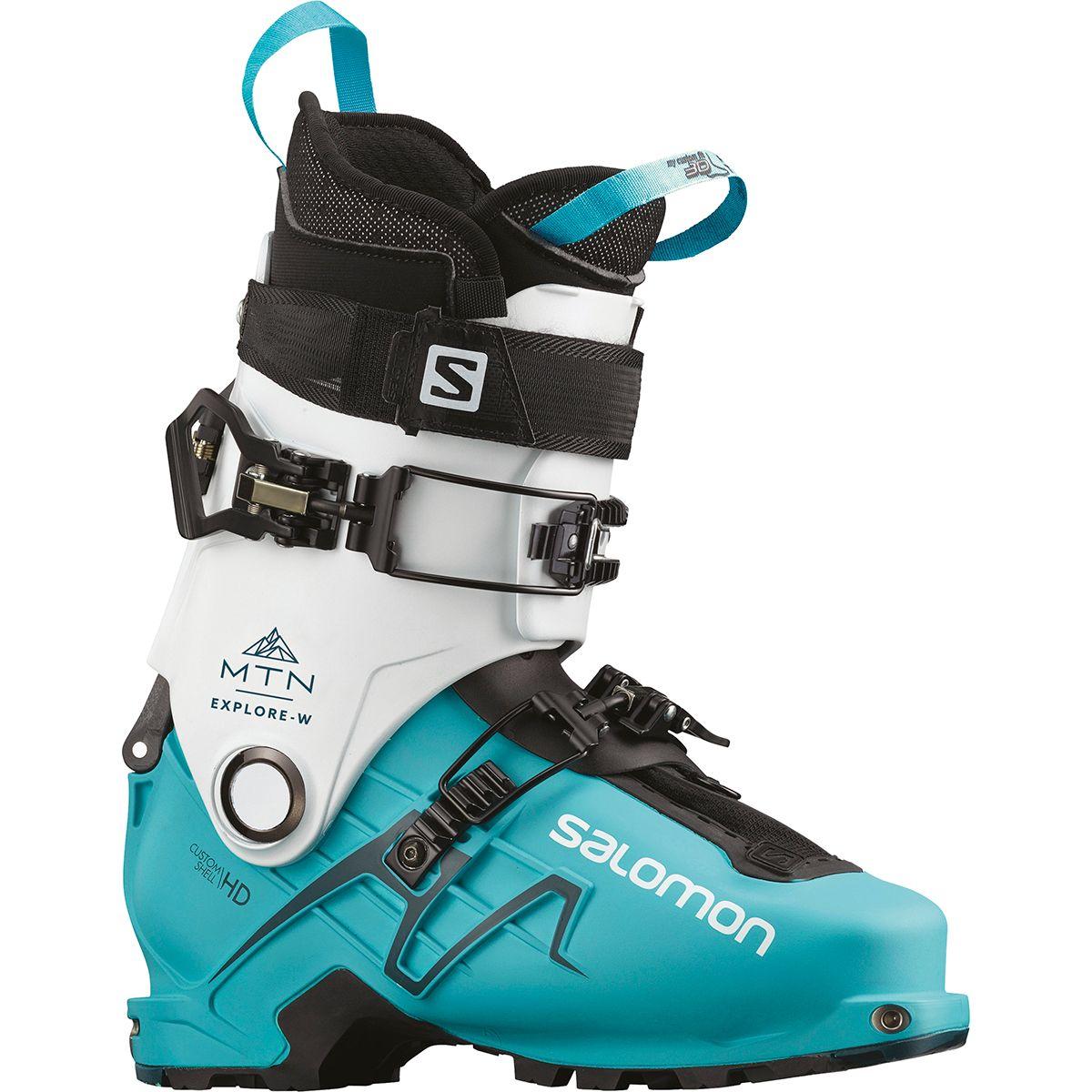photo: Salomon Women's MTN Explore alpine touring boot