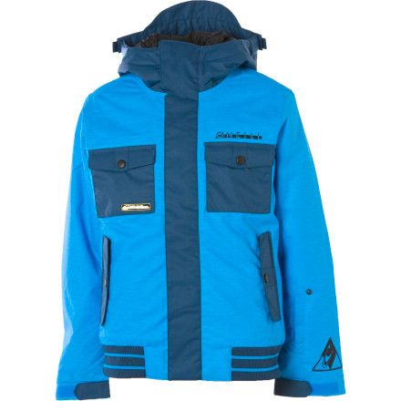 photo: O'Neill Seb Toots Jacket snowsport jacket