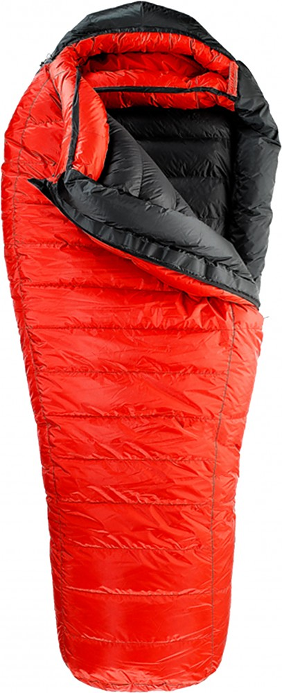 photo: Western Mountaineering Bison GWS cold weather down sleeping bag