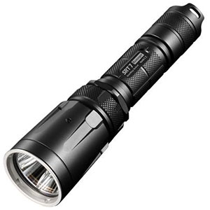 photo of a NiteCore flashlight