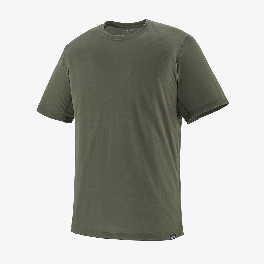 photo: Patagonia Capilene Cool Trail Shirt short sleeve performance top