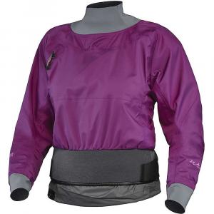 photo: NRS Women's Flux Drytop long sleeve paddle jacket