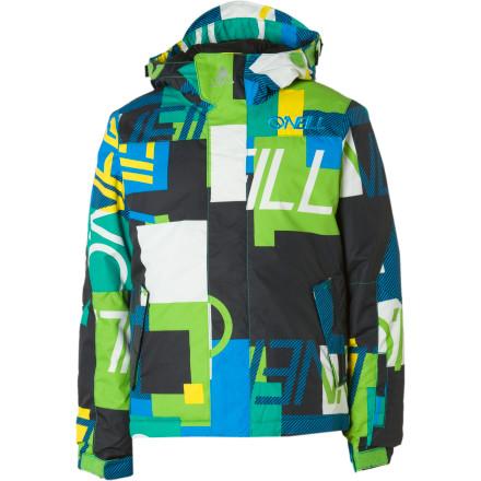 photo: O'Neill Dalton Jacket snowsport jacket