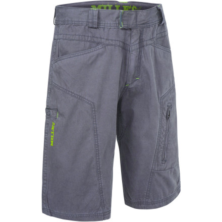 photo: Millet Climb Roc Long Short hiking short