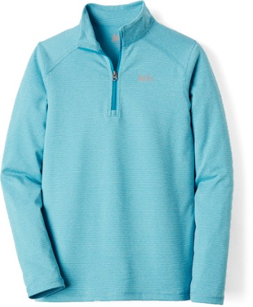 REI Midweight Half-Zip Long Underwear Top