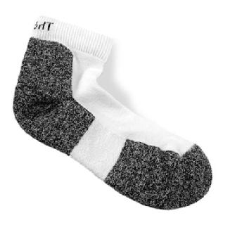 photo: Thorlo Running Sock - Thin Cushion Mini-Crew with CoolMax running sock