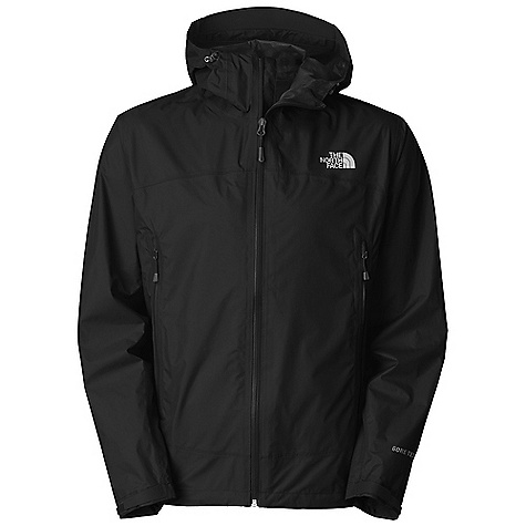 photo: The North Face Blue Ridge Paclite Jacket waterproof jacket