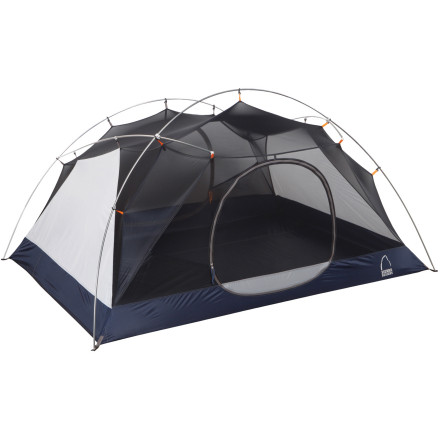 photo: Sierra Designs Zeta 3 three-season tent