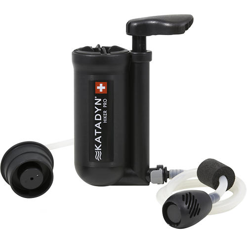 photo: Katadyn Hiker PRO pump/gravity water filter