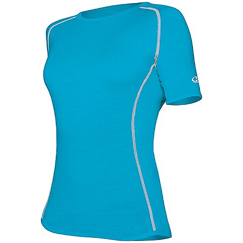 photo: Icebreaker GT 150 SS Dash Crewe short sleeve performance top