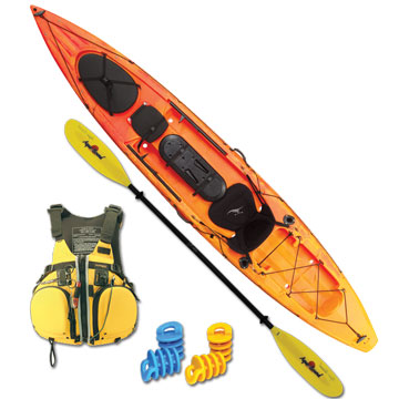 photo: Ocean Kayak Prowler 13T Angler sit-on-top kayak