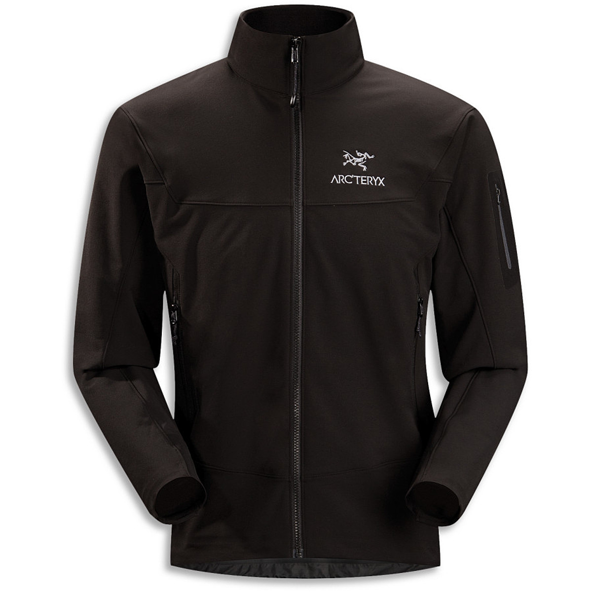 photo: Arc'teryx Gamma LT Jacket soft shell jacket