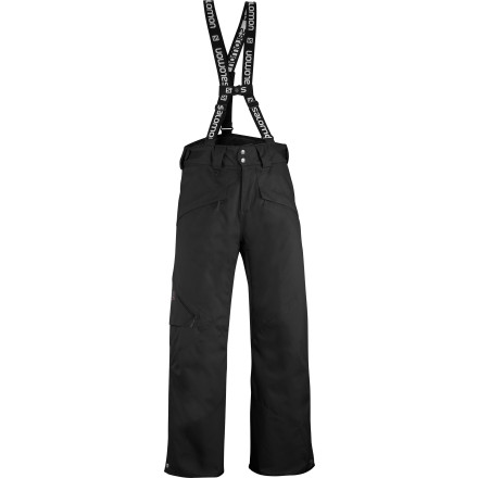 photo: Salomon Kids' Sashay Pant snowsport pant