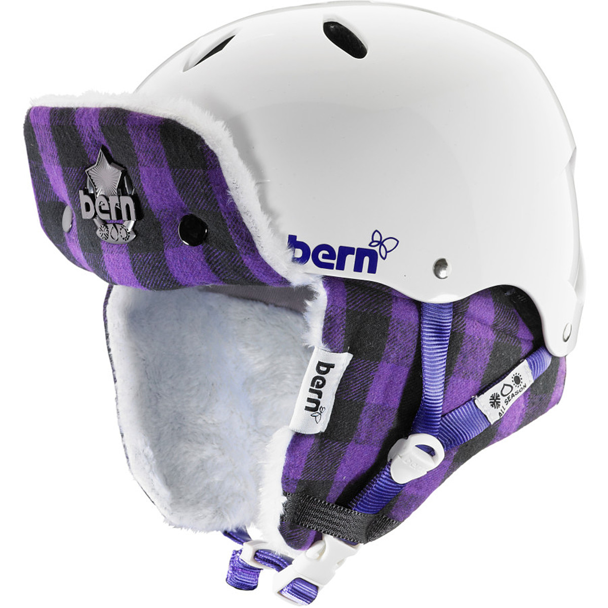 photo: Bern Brighton snowsport helmet